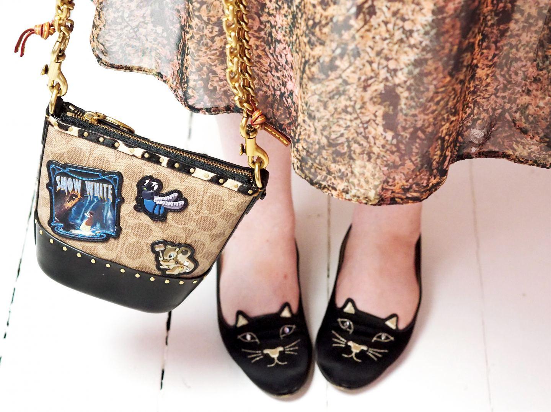 coach x disney bucket bag handbag review tote a