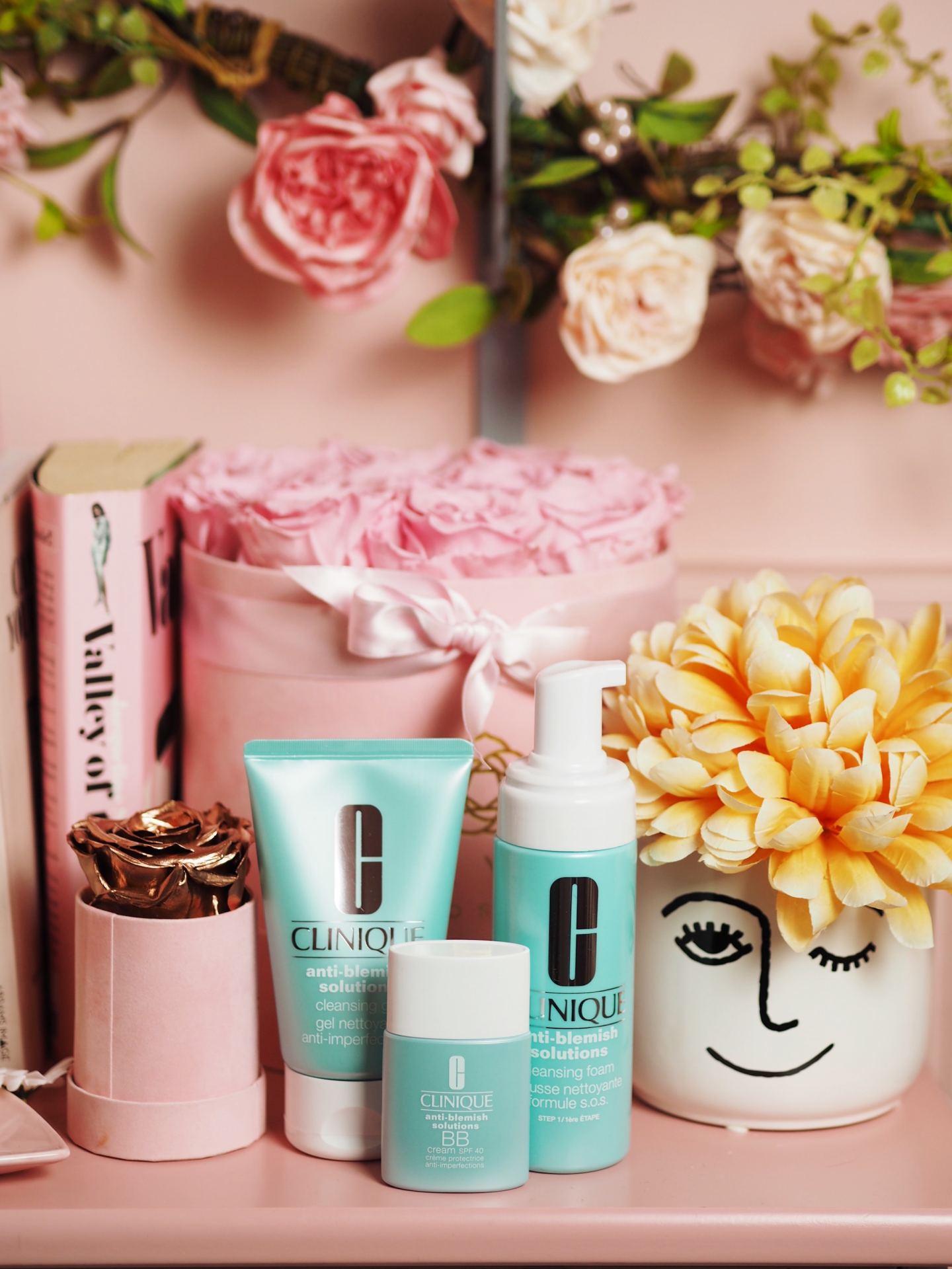 Clinique Anti-Blemish Skincare Collection
