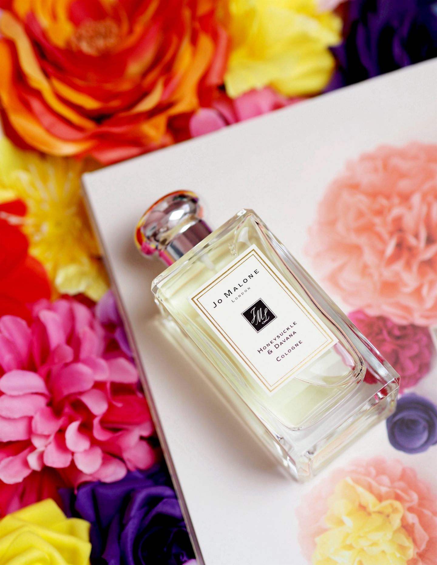 Jo Malone London 'Honeysuckle & Davana' perfume fragrance 2018