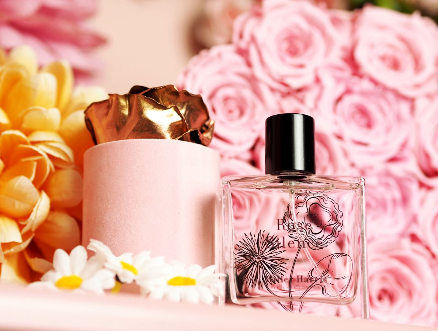 Miller Harris 'Rose Silence' Collection perfume
