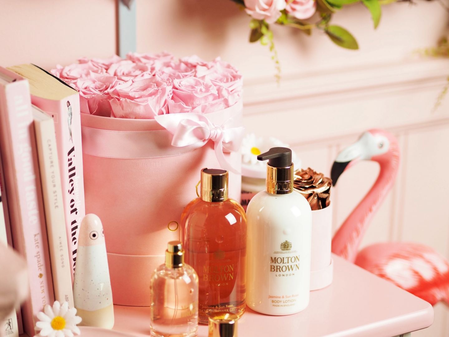Molton Brown 'Jasmine & Sun Rose' perfume fragrance review shower gel perfume copy