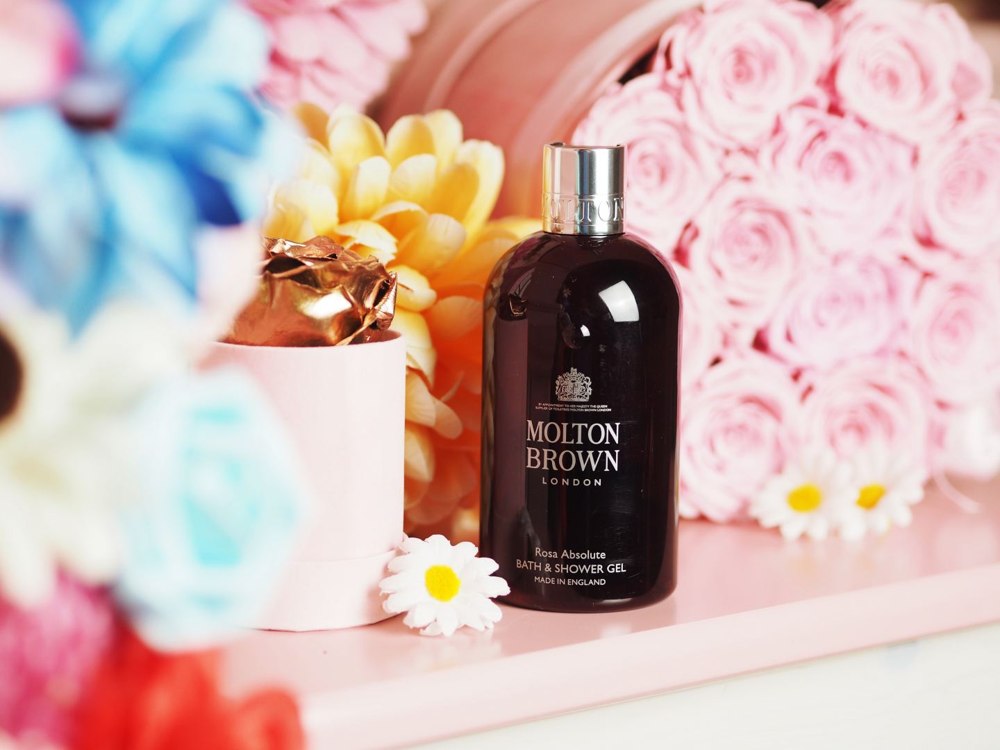 Molton Brown 'Rosa Absolute' Bath & Shower Gel