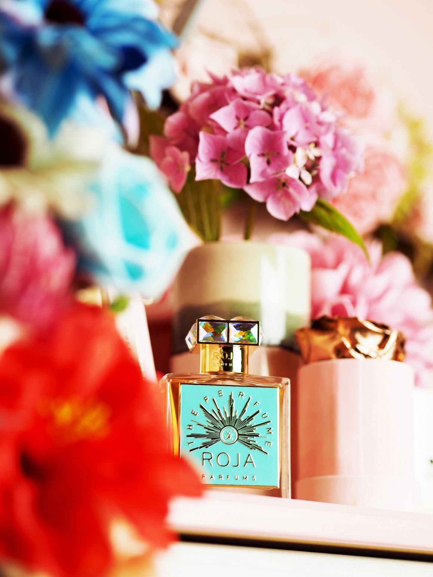 Roja Parfums Fortnum & Mason The Perfume review fragrance