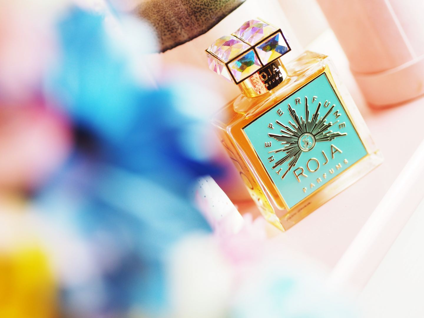 Roja Parfums Fortnum & Mason The Perfume