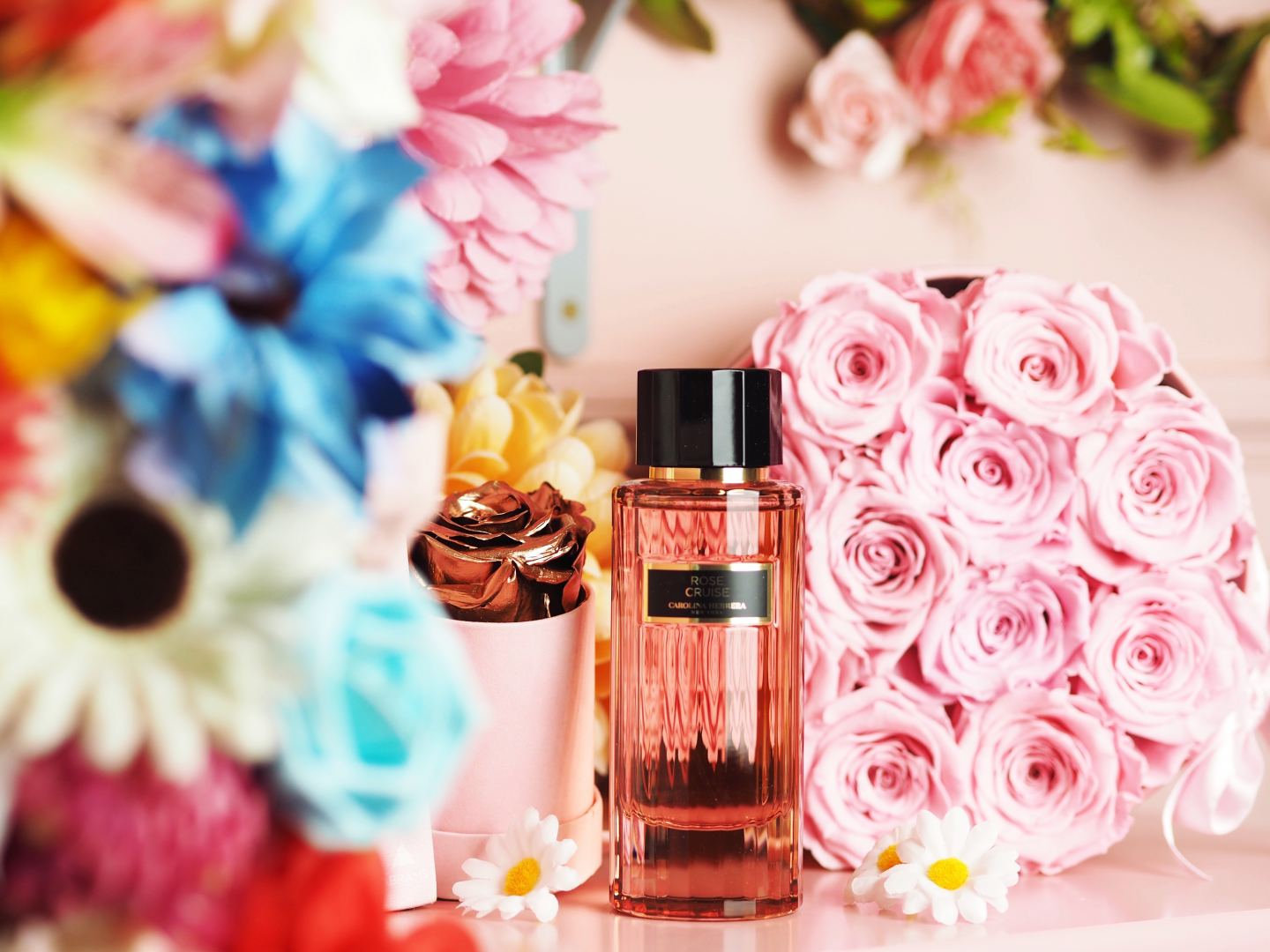 carolina Herea  rose perfume