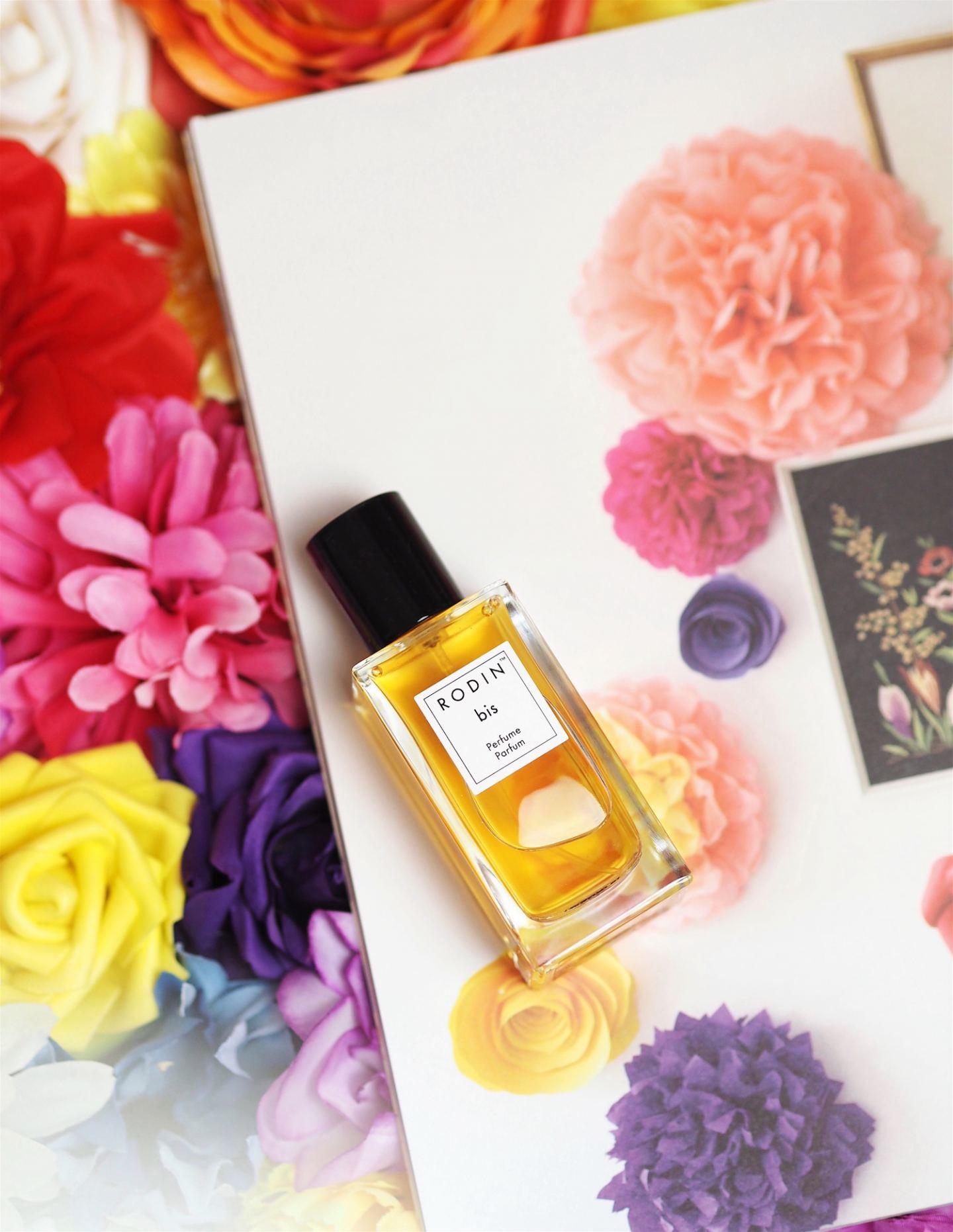 RODIN bis perfume fragrance