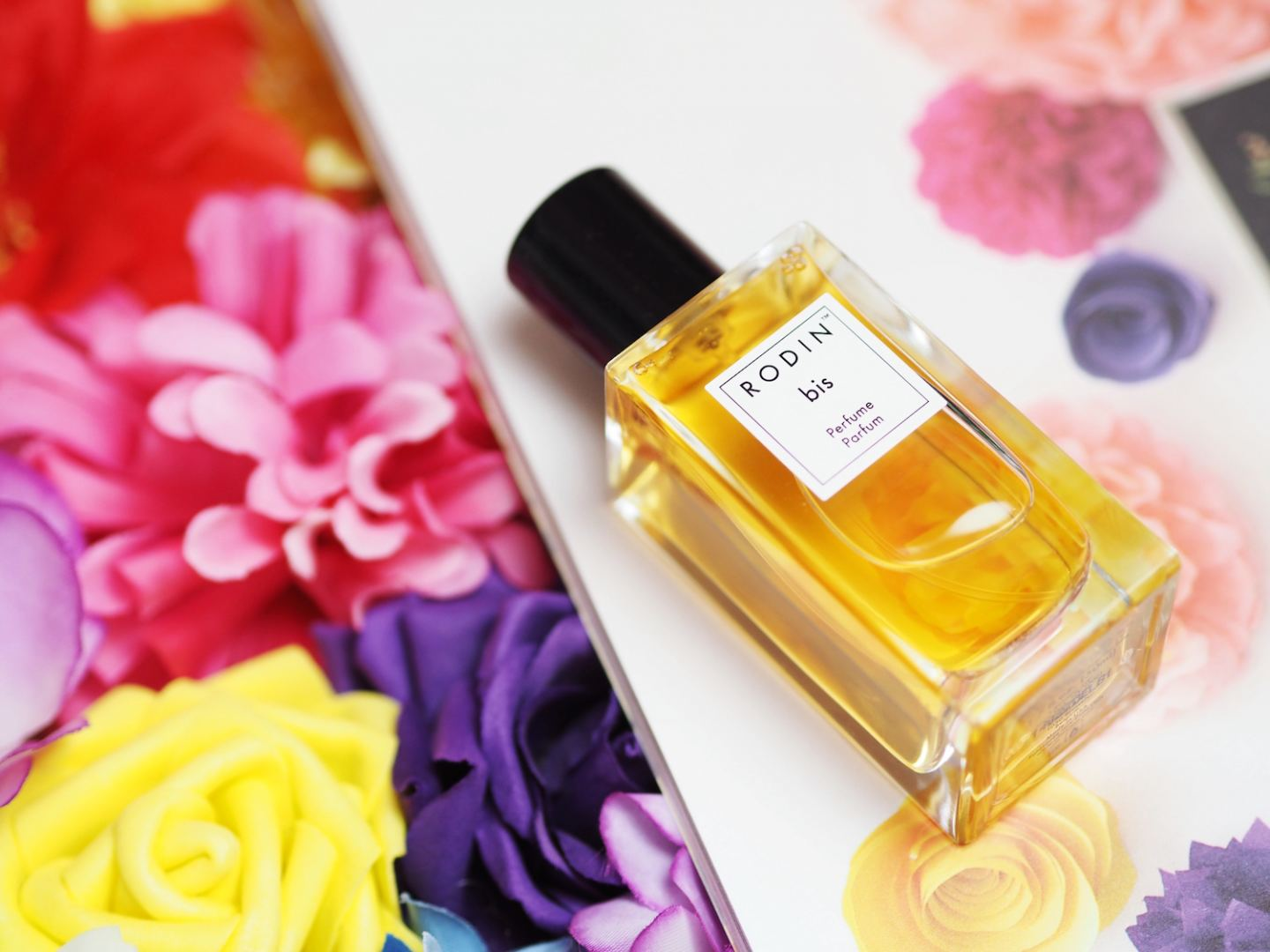 RODIN bis perfume fragrance review