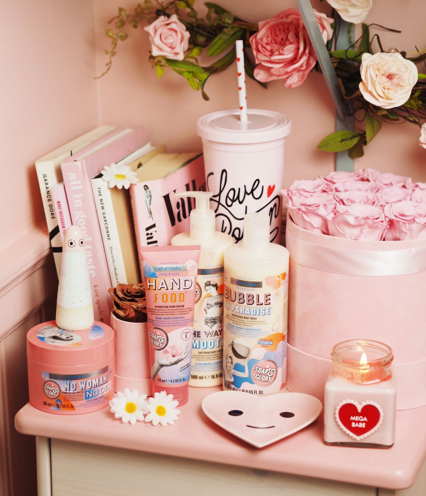 Soap & Glory 'Call Of Fruity' Collection boots