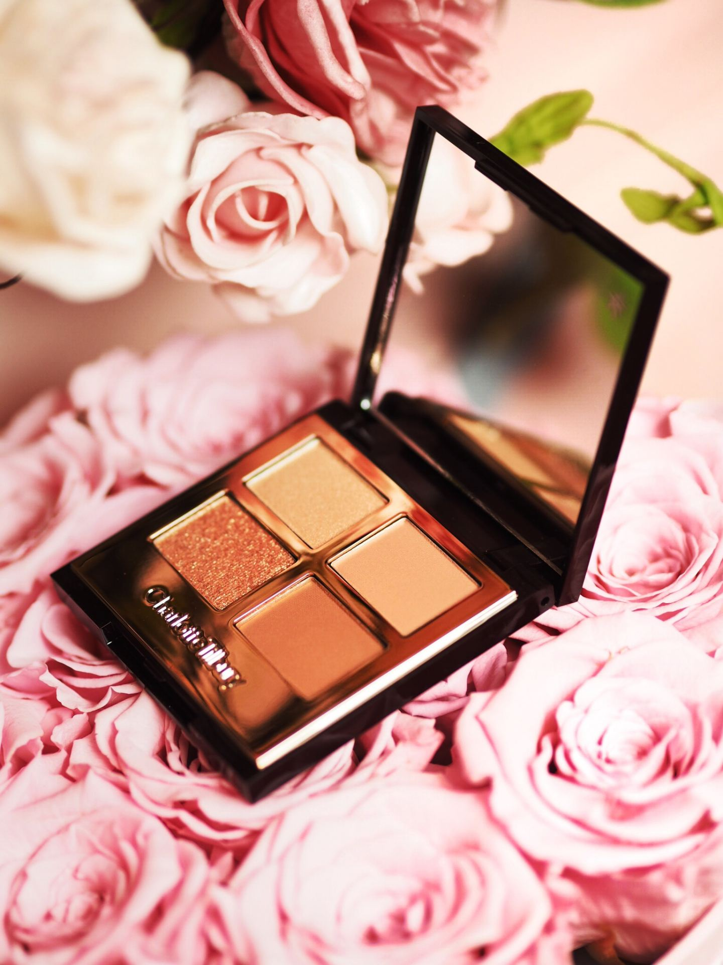 charlotte tilbury pillow talk blusher and eyeshadow palette to join the lipstick uk 2018