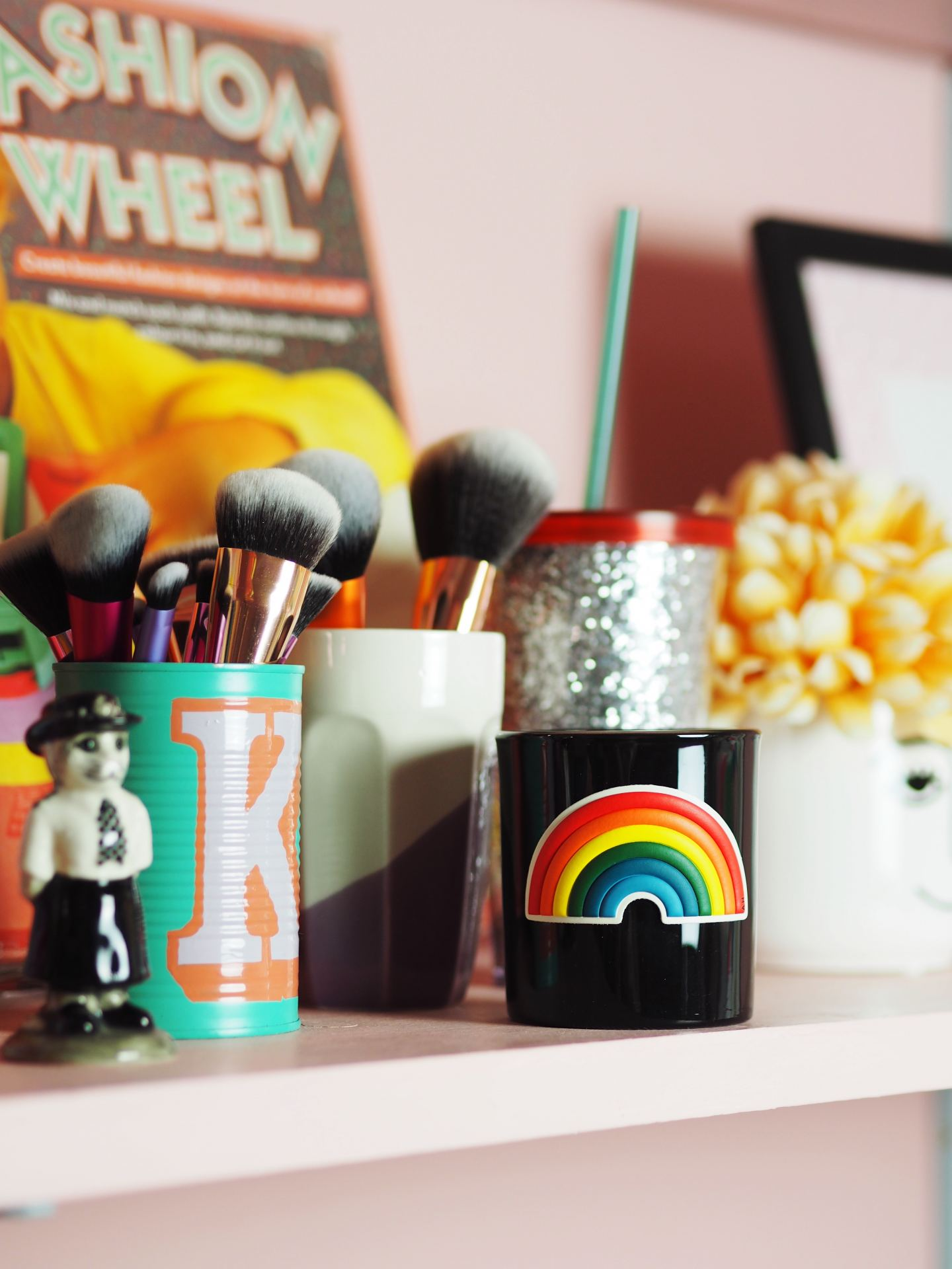 Anya Hindmarch Rainbow Candle