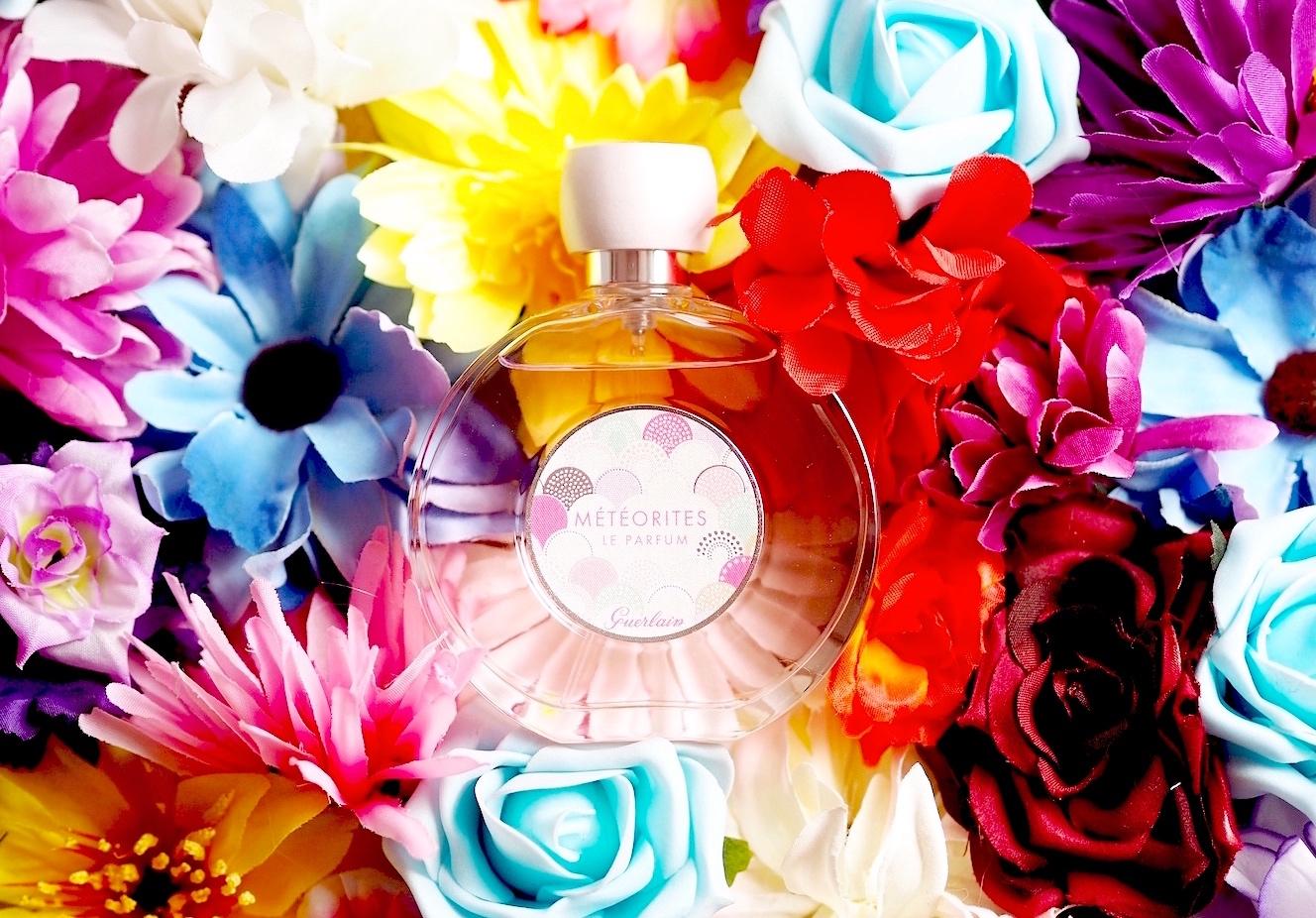 Guerlain 'Météorites' Le Parfum review perfume fragrance