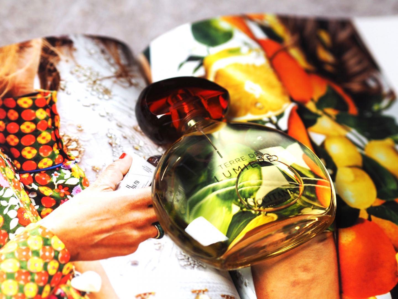 L'Occitane 'Terre deLumière' perfume