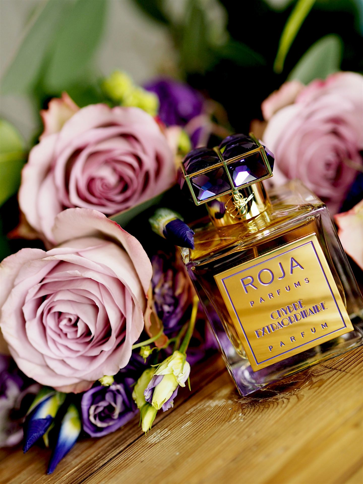 Roja Parfums 'Chypre Extraordinaire' perfume fragrance luxury review