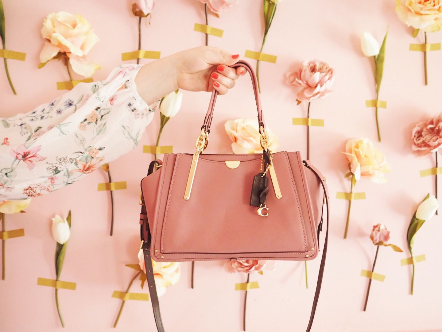 Let's Chat About The Coach Dreamer Handbag