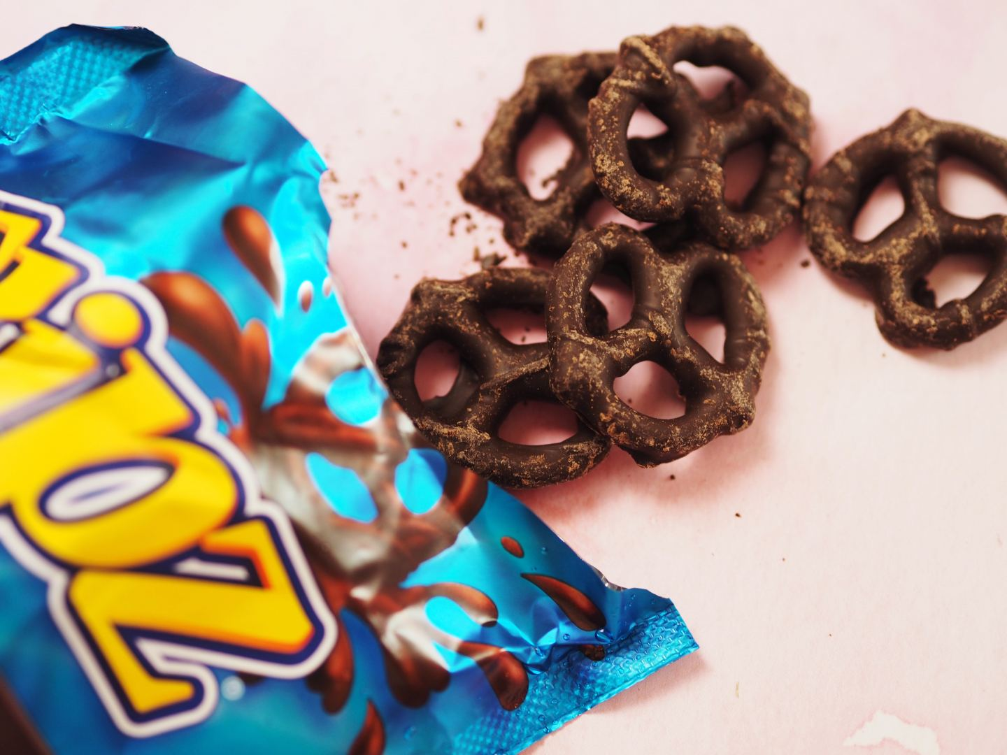 flipz chocolate cover pretzels