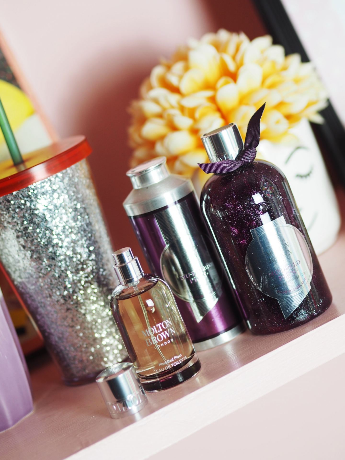 molton brown muddled plum collection 2