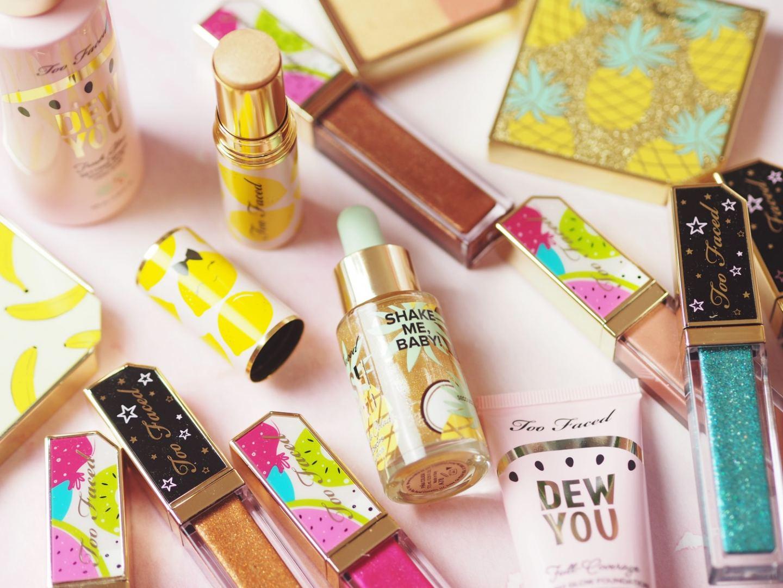 too faced dew you make up cosmetics tutti fruiti 5