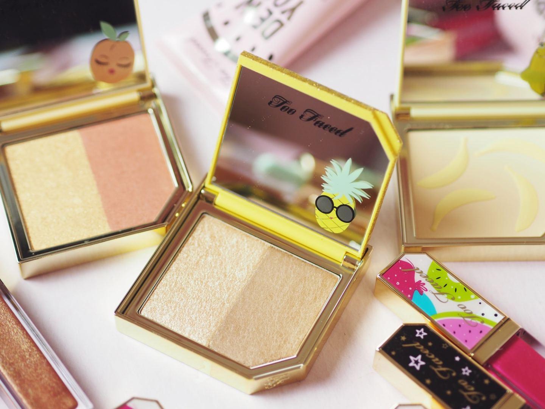 too faced dew you make up cosmetics tutti fruiti 9