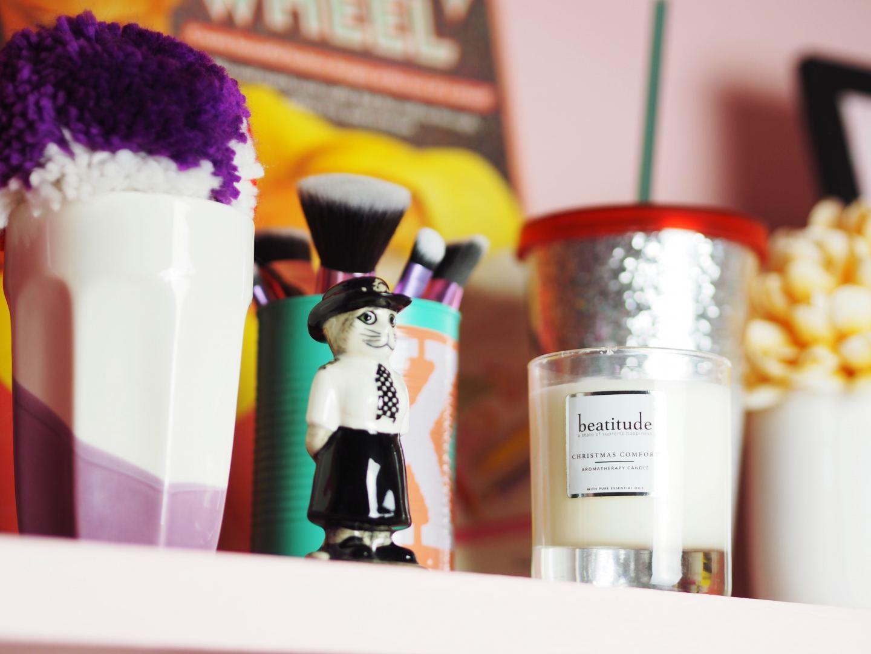 Beatitude 'Christmas Comfort' candle