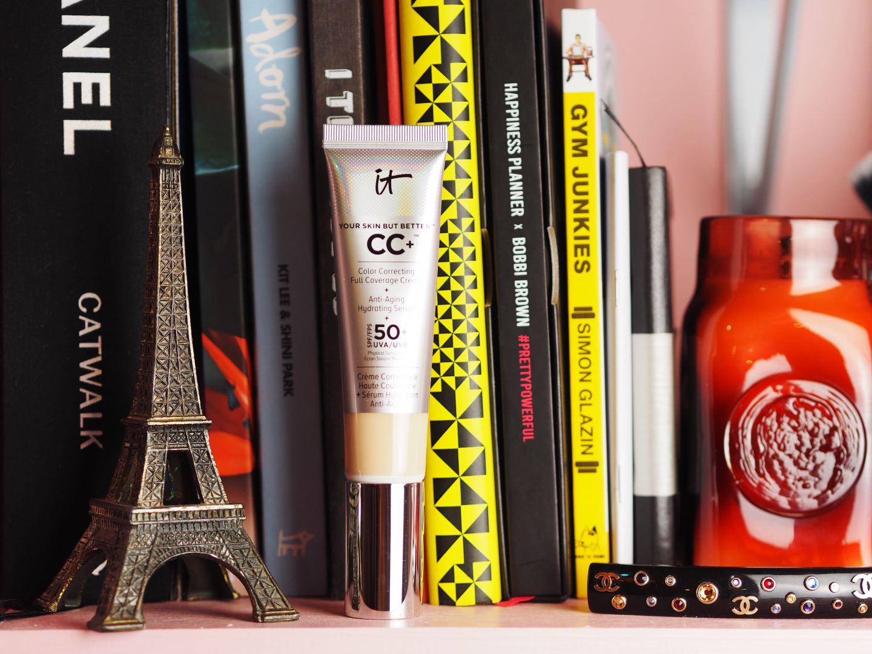 IT cosmetics CC cream fair light