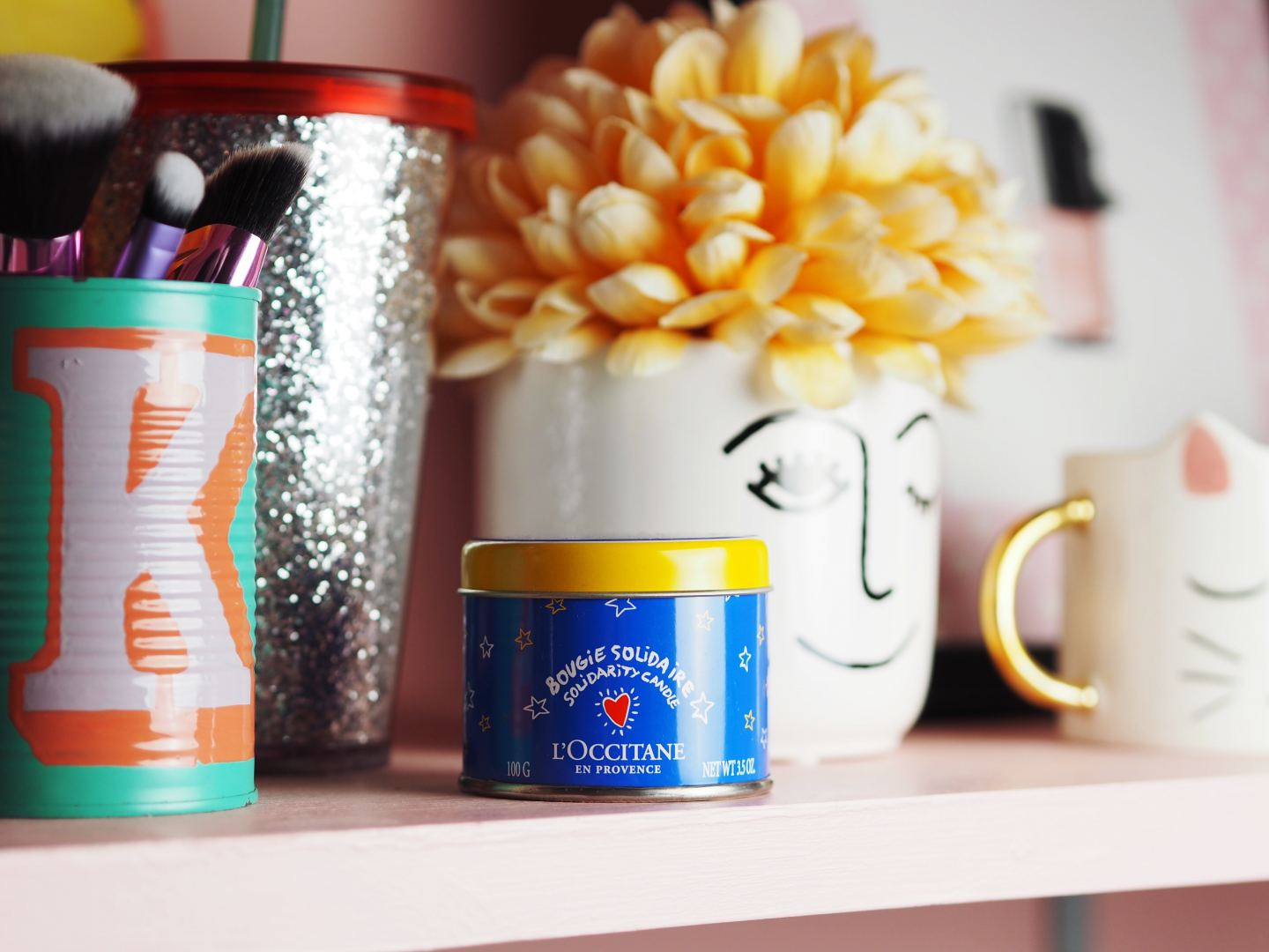 L'Occitane 'Solidarity' Charity Candle