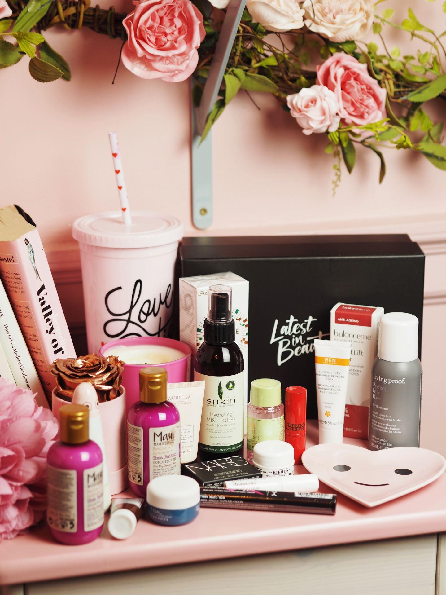 Latest In Beauty X Grazia Beauty Box