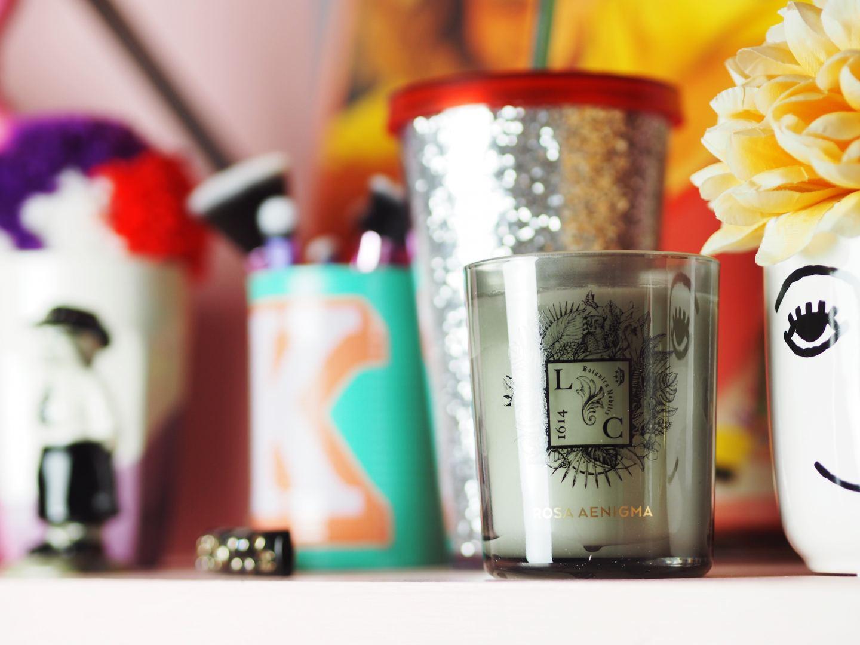 Le Couvent des Minimes 'Rosa Aenigma' candle