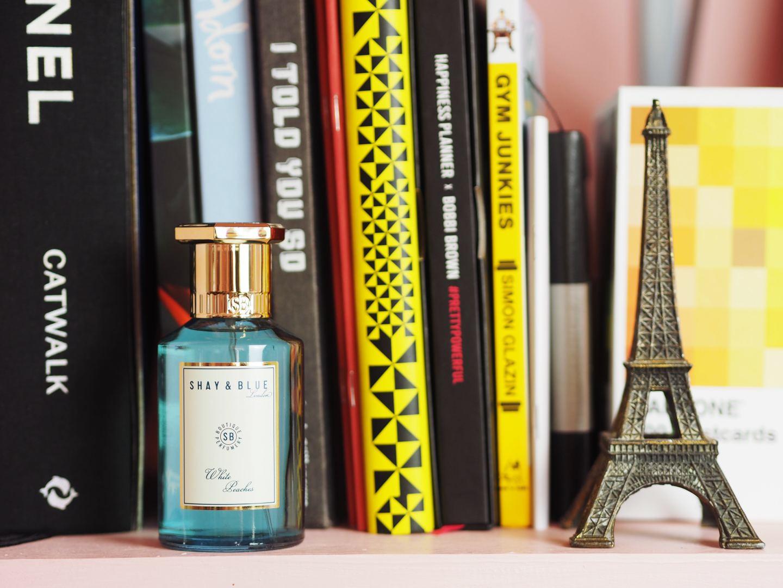 Shay & Blue 'White Peaches' perfume review