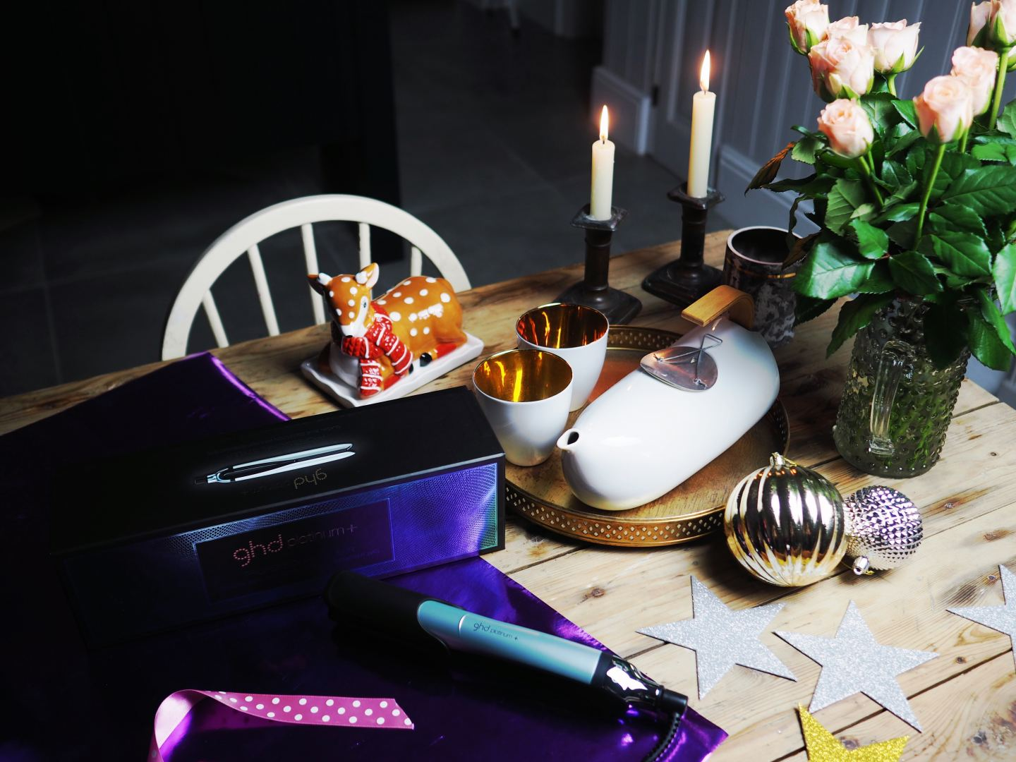 ghd straighteners glacier blue limited edition