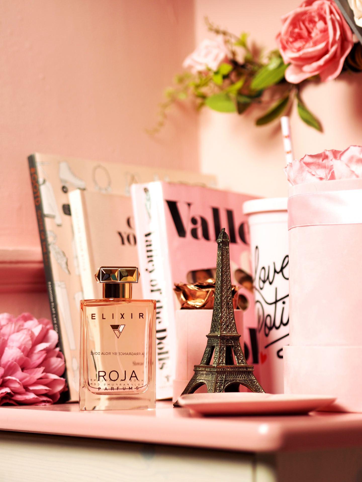 Roja Parfums 'Elixir' perfume fragrance review