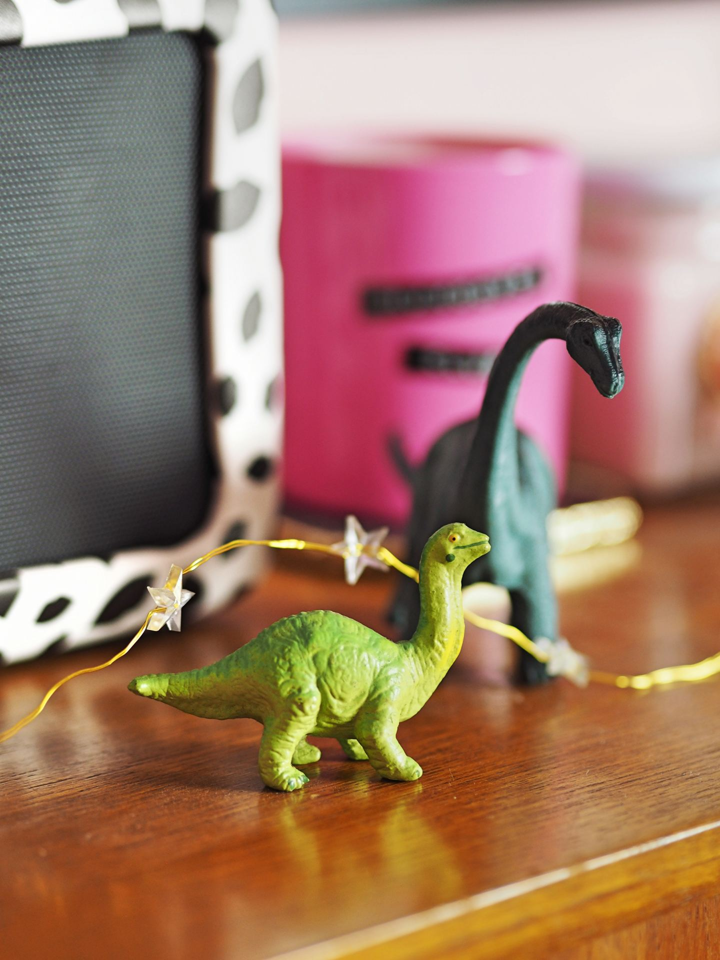 Ten Podcasts For Freelance Creatives shelfie dinosaurs fashion for lunch