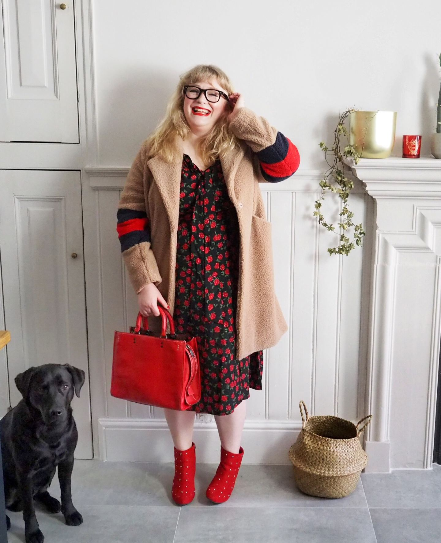 boden coat fur and joanie clothing dress