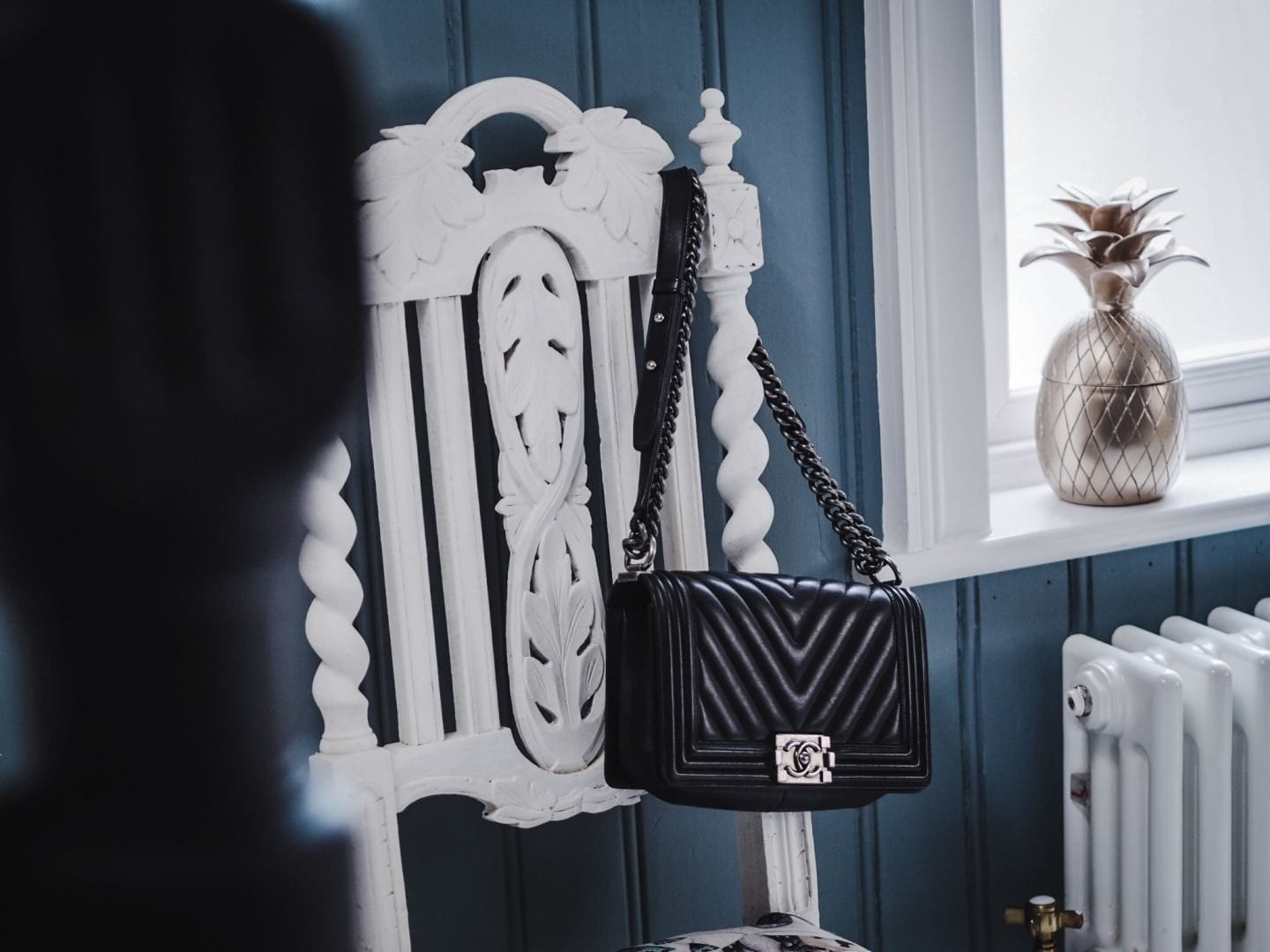 Five Reasons Why You Should Buy Yourself The Chanel Boy Bag!