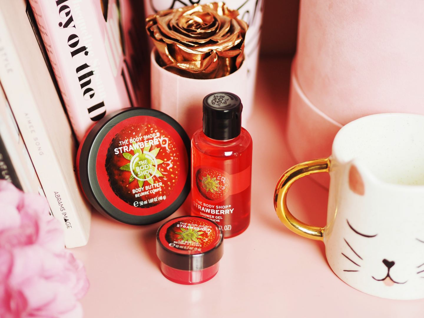 galentines day the body shop strawberry _Fotor