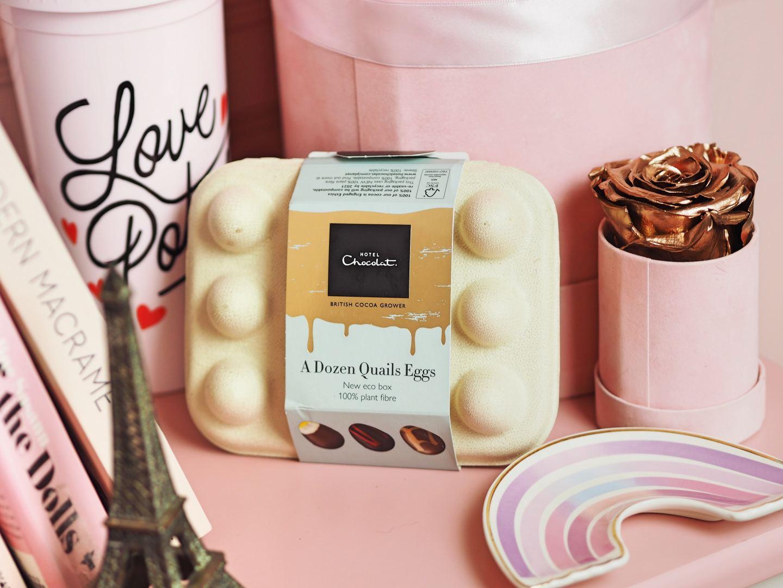 Hotel Chocolat A Dozen Quails Eggs
