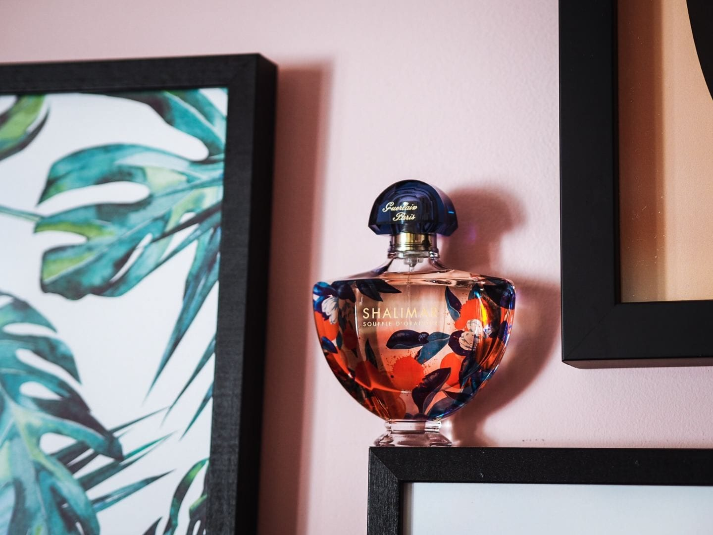 guerlain SHALIMAR SOUFFLE D'ORANGER perfume fragrance summer 2019. limited edition review fragrance perfume rare collectors edition summer 2019