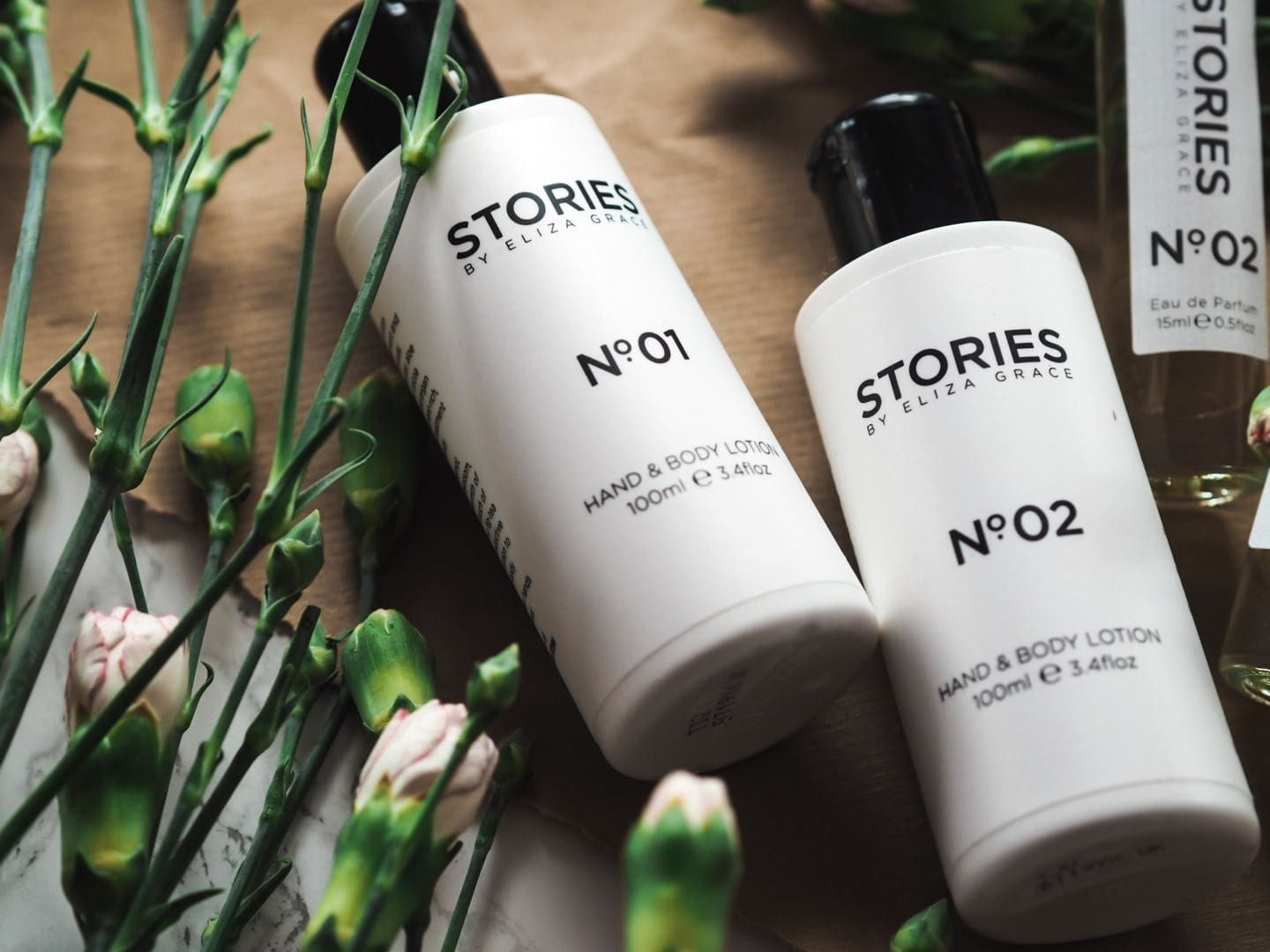 stories by eliza grace perfume body lotion