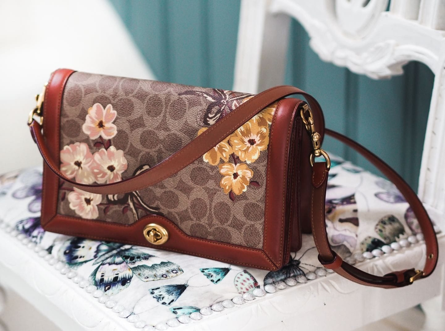 8fd1436c26 Let's Chat About The Coach Riley Handbag! - Fashion For Lunch.