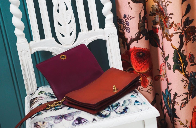 Coach Riley Handbag Riley In Signature Canvas With Prairie Floral Print inside the handbag lining