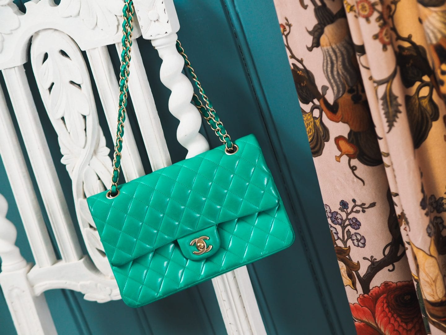 Chanel Color Transfer: What You Need To Know About The Lambskin Leather bags!
