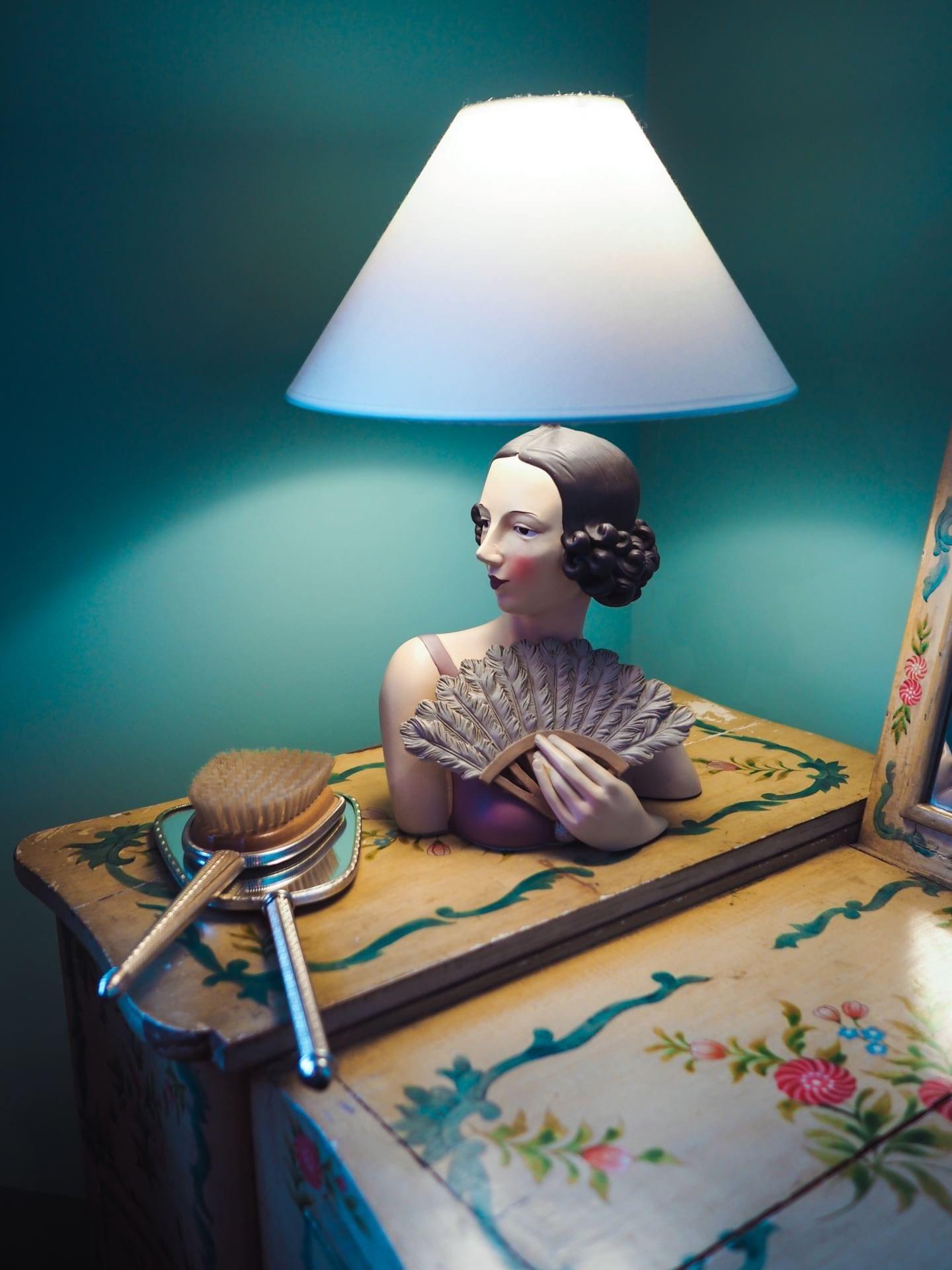the rose deal kent decor interior design lady lamp shade
