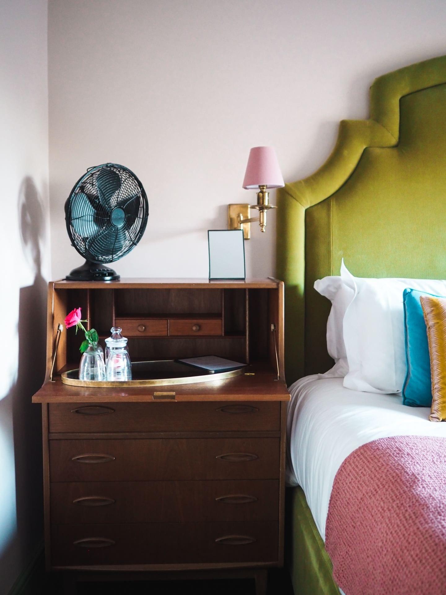 the rose deal kent decor interior design vintage bedroom