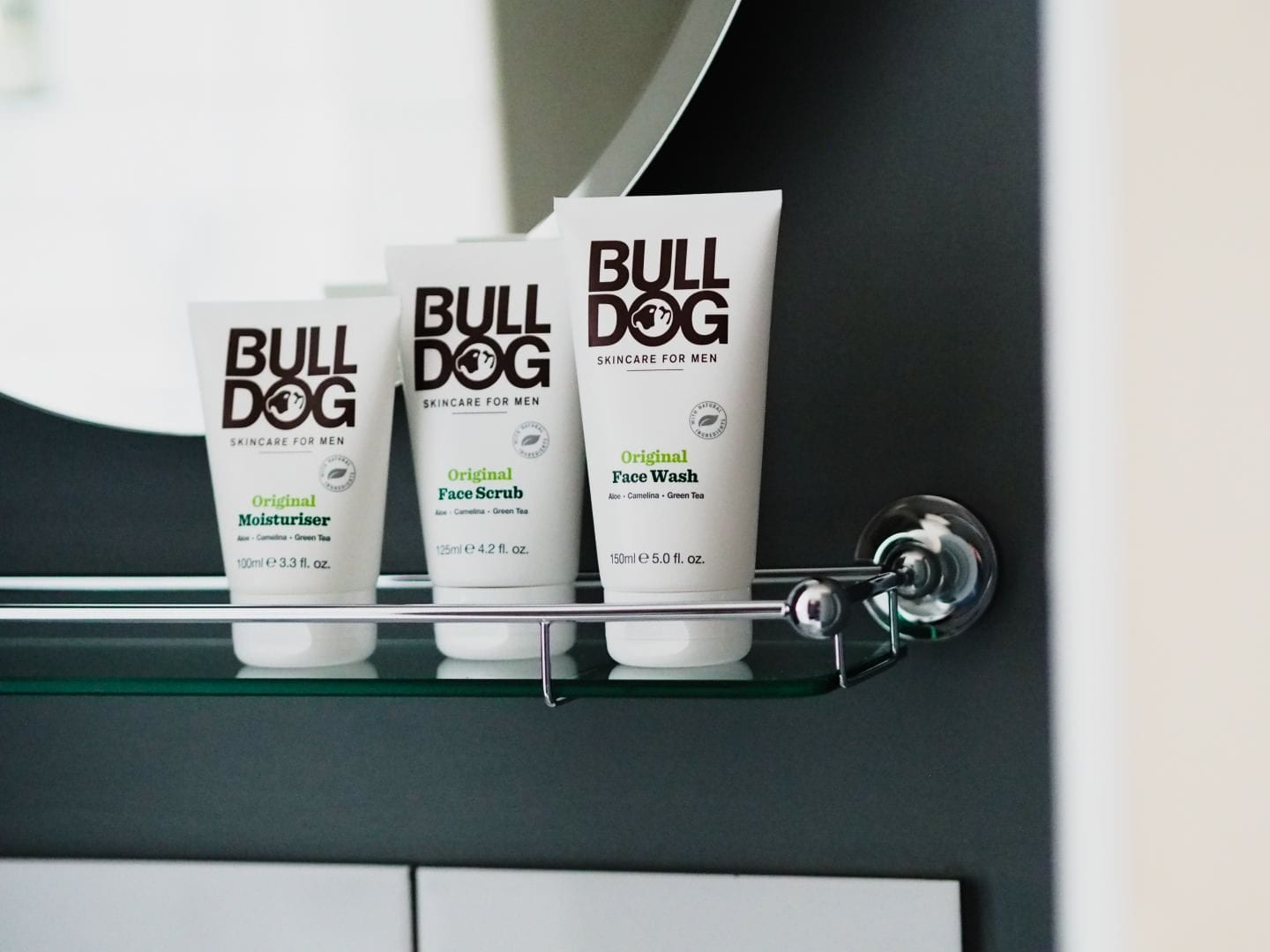 Bulldog Skincare Set