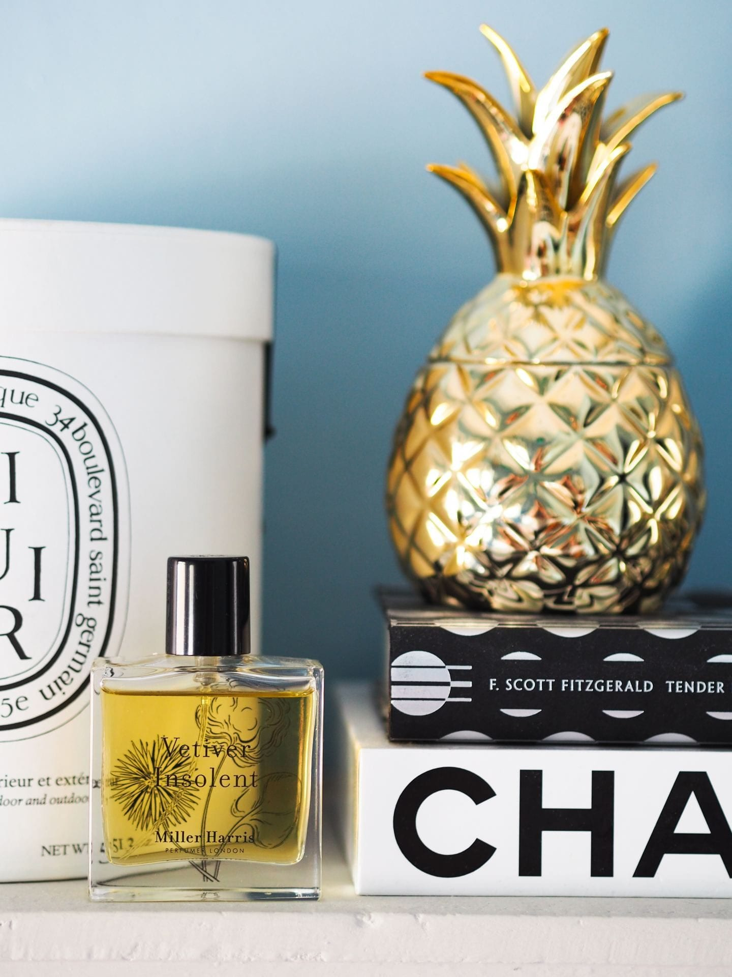 Miller Harris 'Vetiver Insolent' perfume