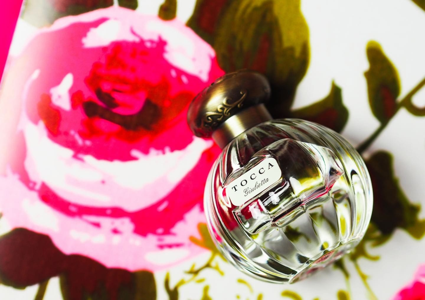 Tocca 'Giulietta' perfume fragrance review 2019