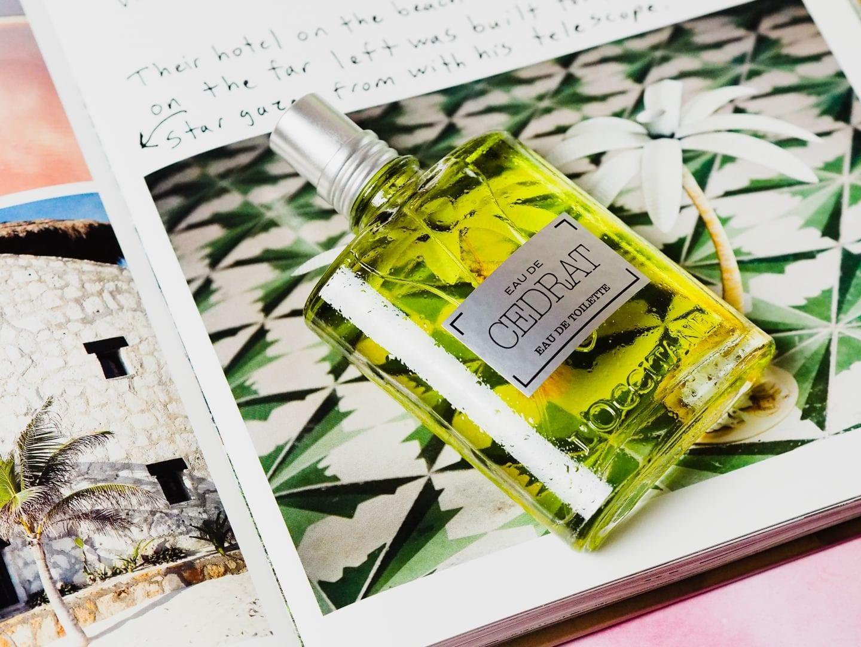 l'occitane Eau de Cedrat fragrance perfume mens aftershave