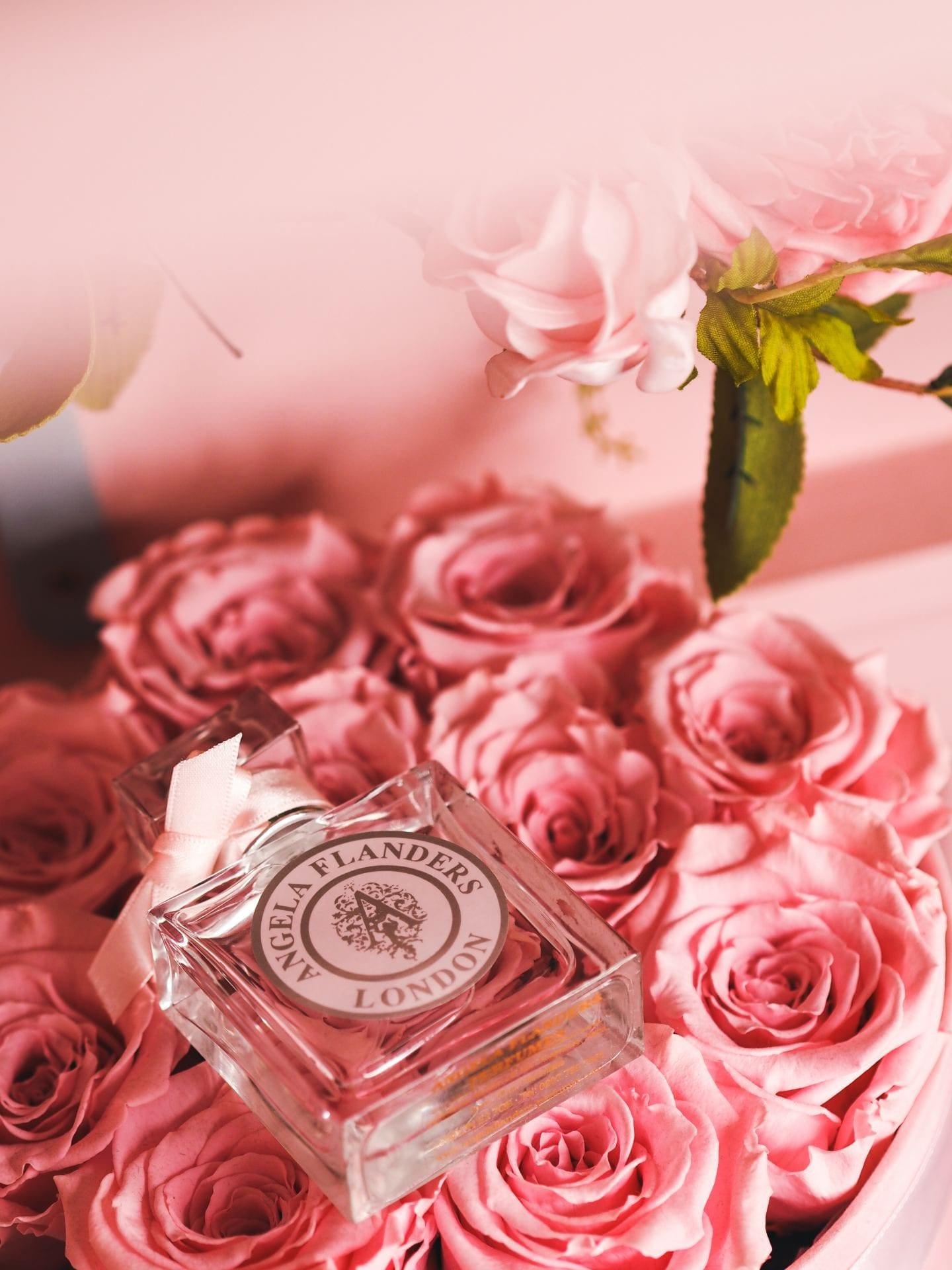 Angela Flander 'Rose' Perfume