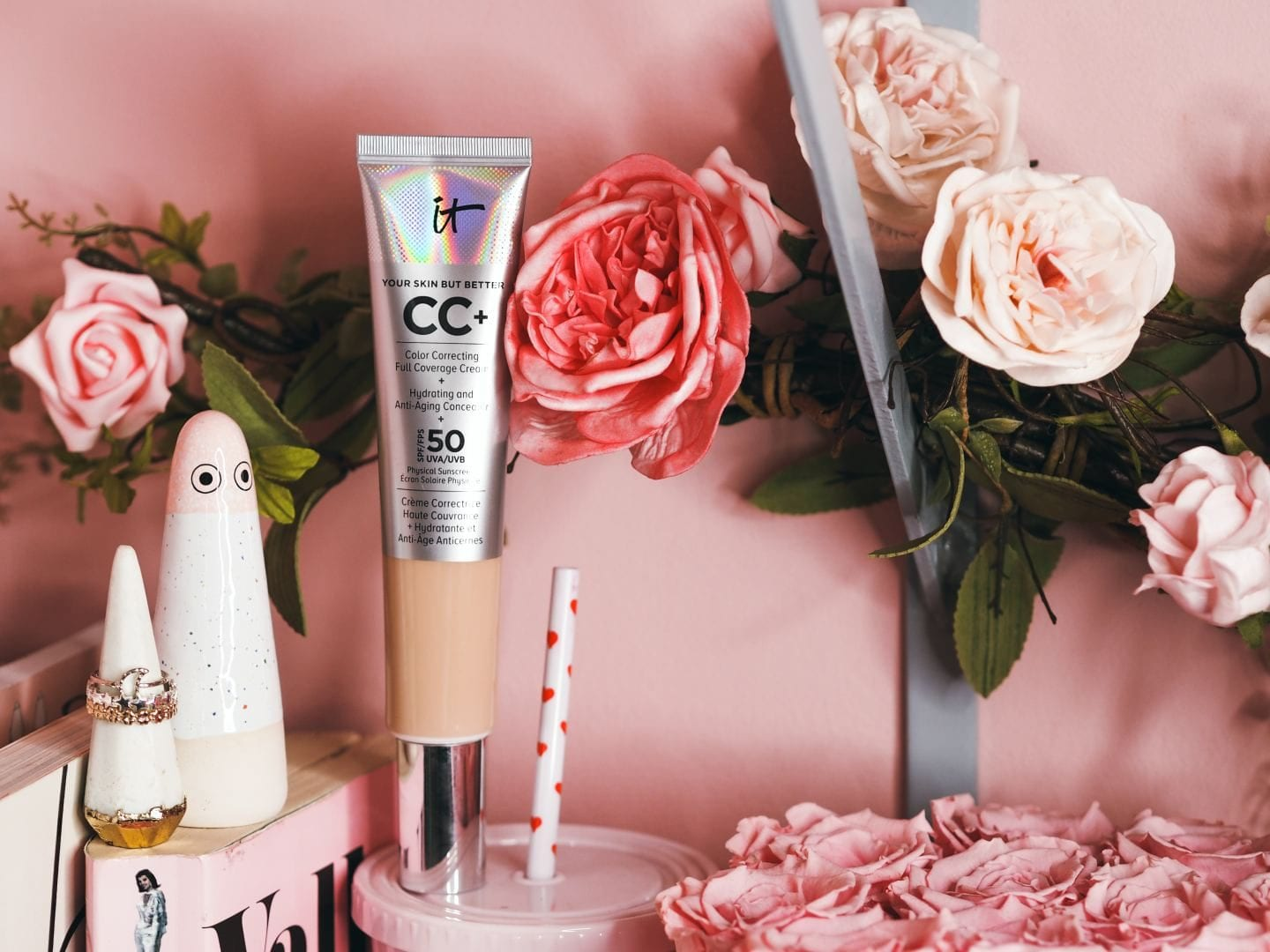 IT Cosmetics CC Cream (Now In XL Size!)