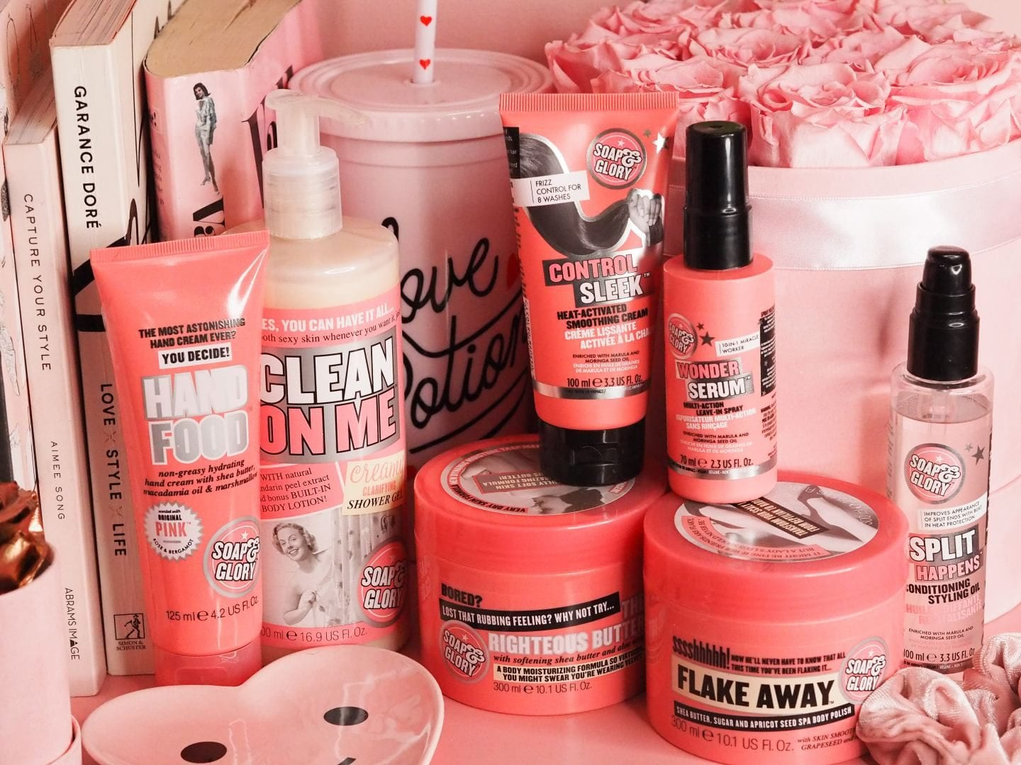 soap and glory best products