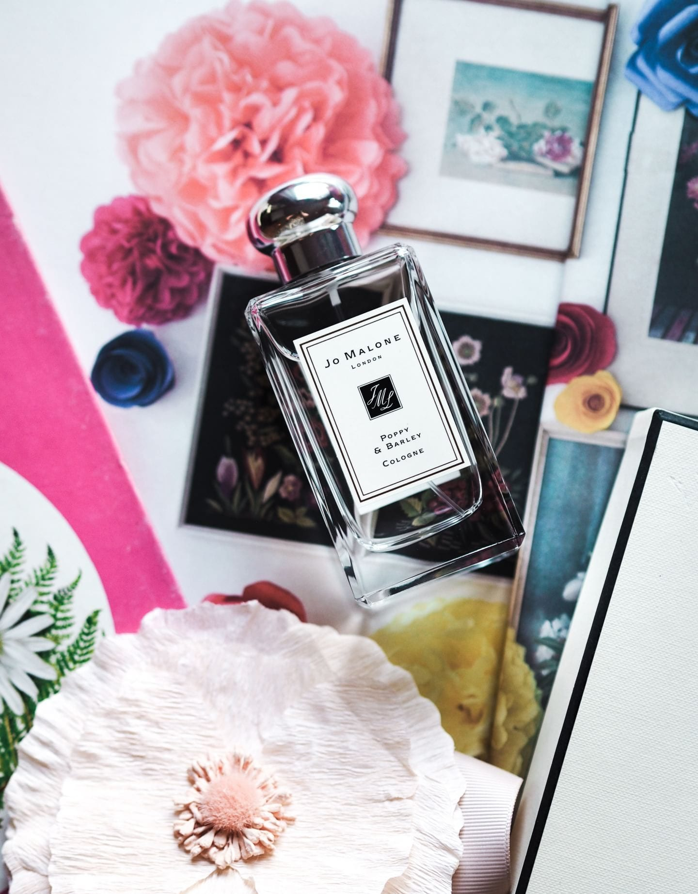 Jo Malone London 'Poppy & Barley' Is BACK! perfume fragrance 2019